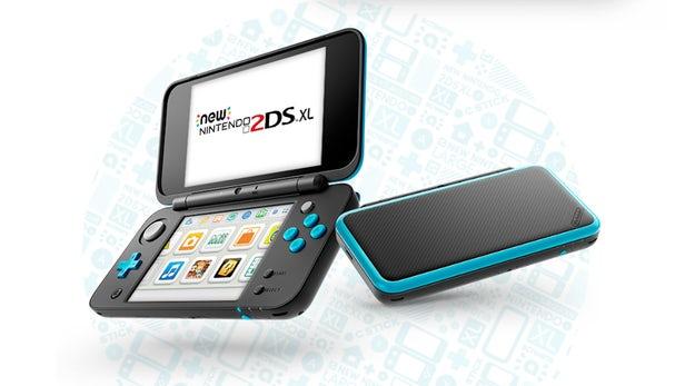 Nintendo Announces New 2DS XL
