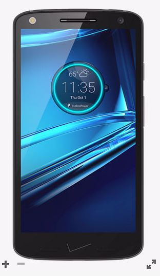 Late on this one...but the Droid Turbo 2