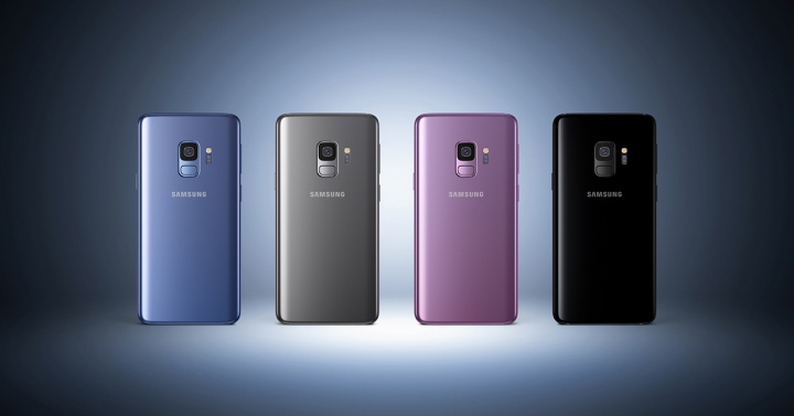 Samsung Galaxy S9 and S9+ is finally here